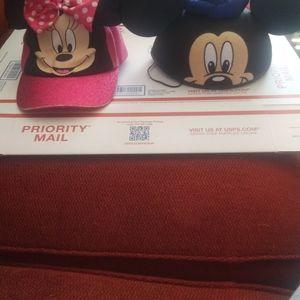 Mickey & Minnie $33